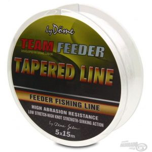 by-dome-team-feeder-tapered-leader-5x15-m