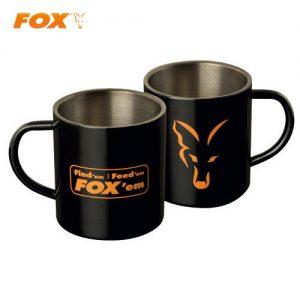 fox-stainless-steel-mug